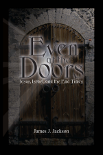 Cover of Even at the Doors book